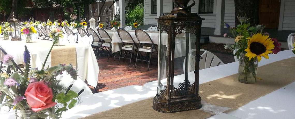 Chestnut Square Facilities & Grounds Rentals